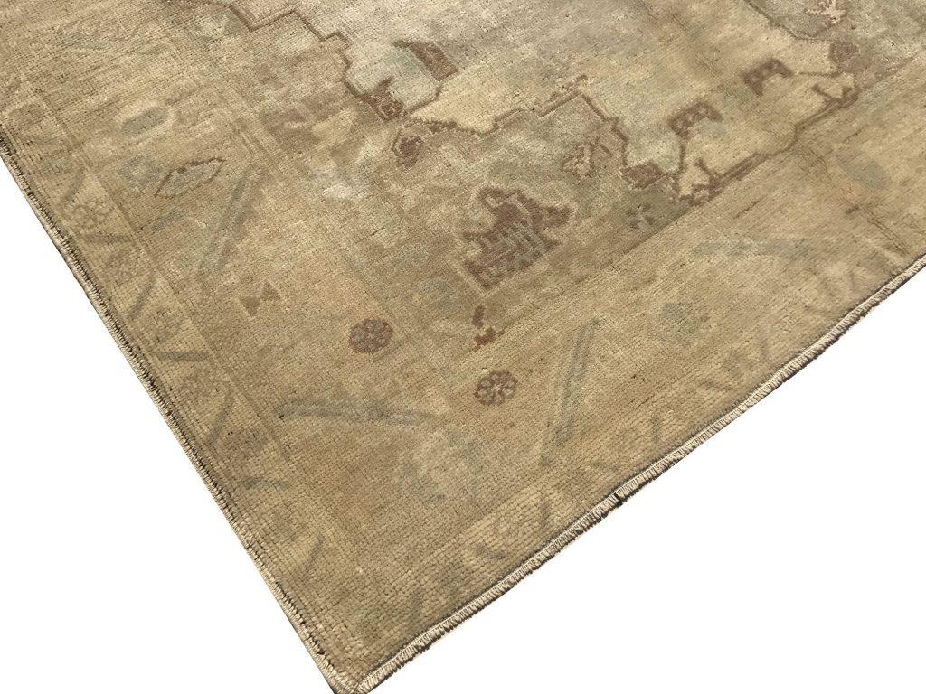 faded rug