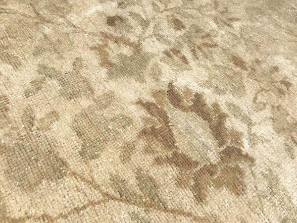 faded oushak rugs