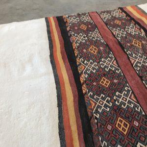 unique kilim rug