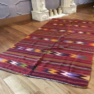 monastery kilim rug