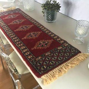 small turkish rug