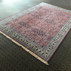 turkish hereke rug