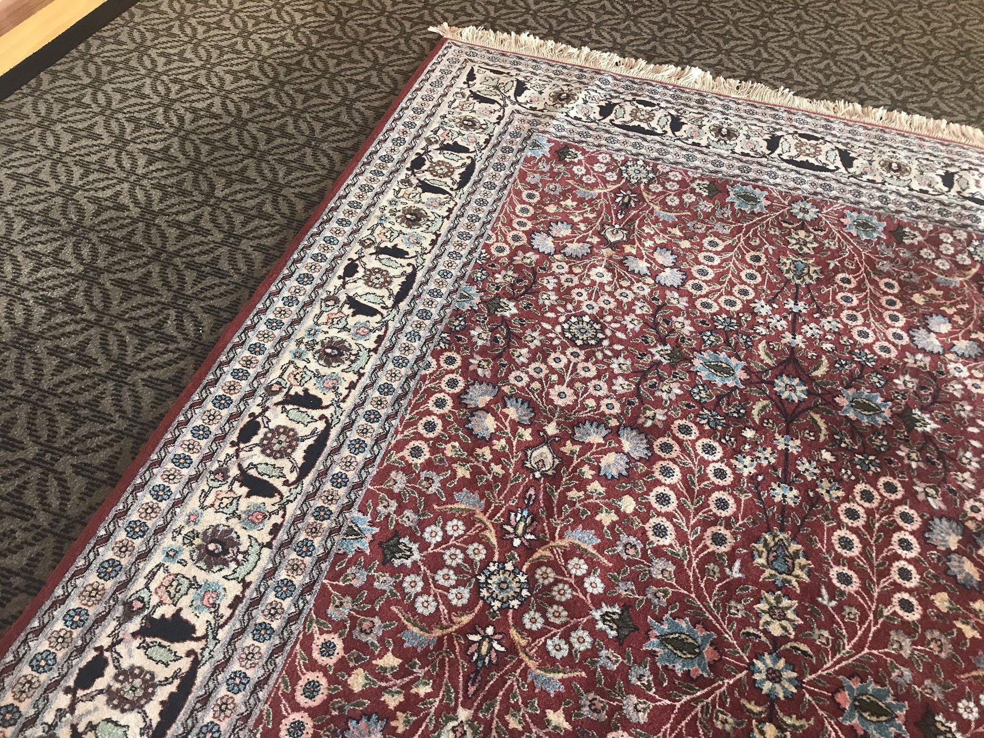 Turkish Hereke Rug Istanbul Carpet