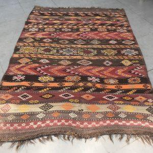 ethnic kilim rug