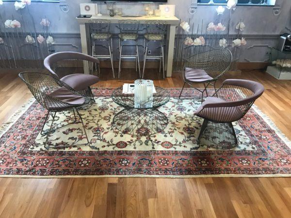 oversized rug