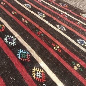 big kilim carpet